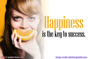Happiness-is-the-key-to-success