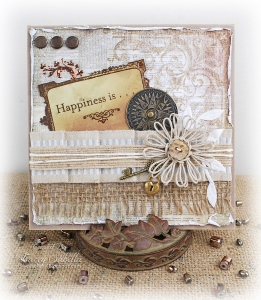 Happiness is . . . ~ Tracey Sabella gracescraps.blogspot.com