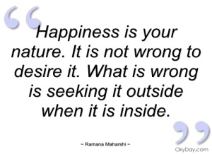 happiness-is-your-nature-ramana-maharshi