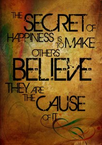 The_Secret_of_Happiness_by_MrBrightsideUK