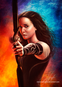 catching_fire__katniss_everdeen_by_strannaya_anna-d6scpby